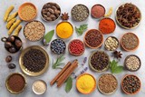 Spices and herbs. - 207935342