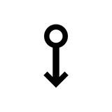 man icon vector illustration - 207936976