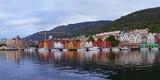 Bergen Norway panorama - 207937519
