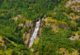 Waterfall in Flam - Norway - 207937558