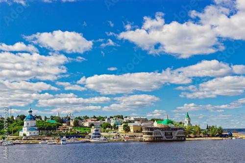 cheboksary city view