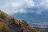 trail on a mountainside - 207965170