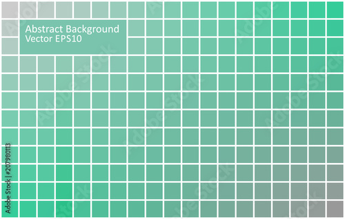 Fotobehang Abstractie Art Green and grey abstract background