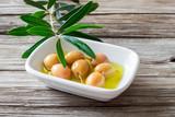 Zeytin ve zeytinyağı