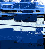 grunge abstract background design - 207996988