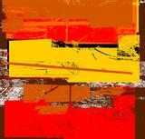grunge abstract background design - 207997127