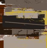 grunge abstract background design - 207997970