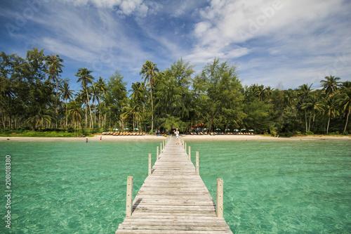 Fotobehang Olijf Kood island, Koh Kood, Trat, Thailand