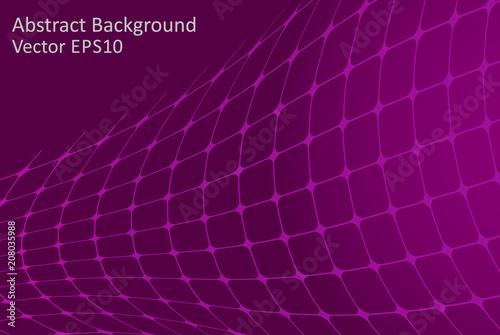 Fotobehang Abstractie Art Dark purple abstract background