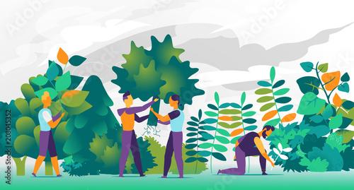 Obywatele aktywni w tworzeniu terenów zielonych