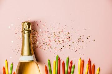 Flat lay of Celebration © Natalia Klenova