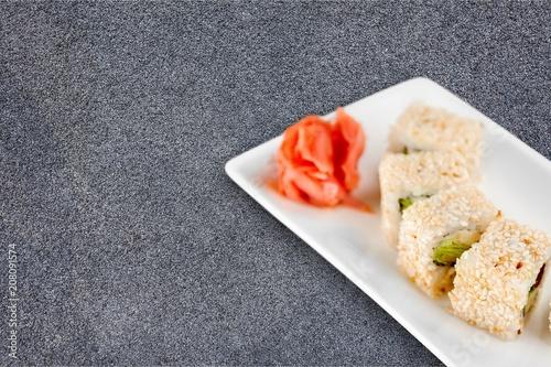 Aluminium Sushi bar Sushi.