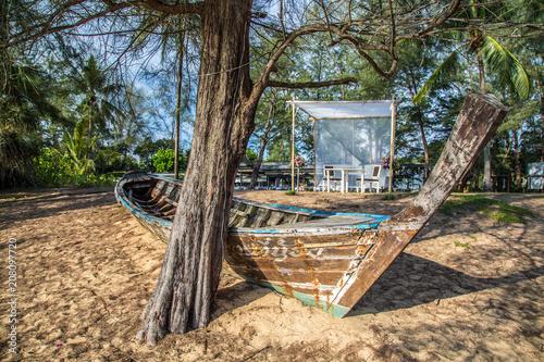 Khao Lak beach in Thailand - 208097720