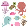 ocean character design - 208107568