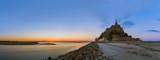 Mont Saint Michel Abbey - Normandy France - 208107517