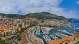 Panorama of Monaco - 208107539