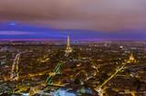 Cityscape of Paris France - 208107547