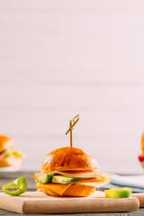 Healthy Mini Sandwich