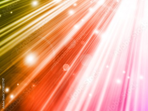 abstract background with beams of light - 208137747