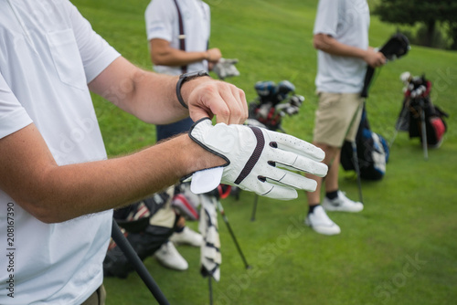 Foto Murales Golf Sport Summer