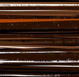 grunge abstract stripes background design - 208172316