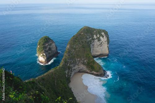 Fotobehang Bali Klingking Beach