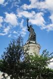 Statue de la République, place de la République Paris - 208200105