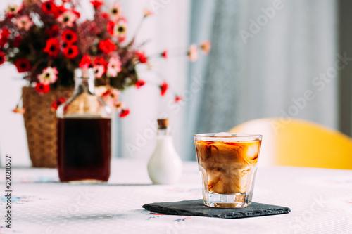 Foto Murales Cold Brewed Coffee