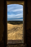 Looking through the window in Denmark