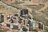 Mountain village in Yemen - 208228742