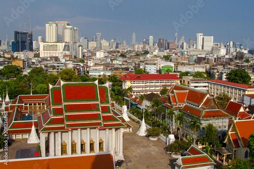 Fotobehang Bangkok Bangkok city, Thailand