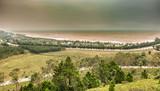 Overlooking the Bai Lu resort in Vietnam - 208263537