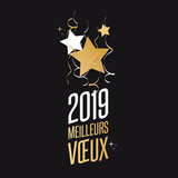 2019 / Meilleurs vœux - 208266514