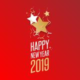 Happy new year 2019 - 208267313