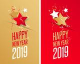 Happy new year 2019 - 208267575