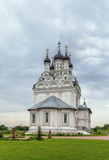 Church of the Annunciation of the Blessed Virgin in Taininskoye, Russia - 208280391