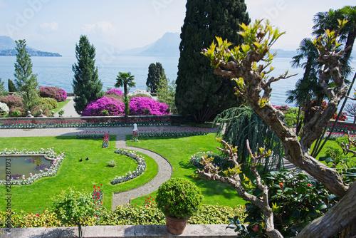 Foto Murales Lago maggiore e dintorni