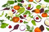 Loving vegetables. Monitor the health. - 208288398