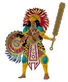 aztec strong warrior - 208290360