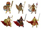 warriors set collection - 208291197