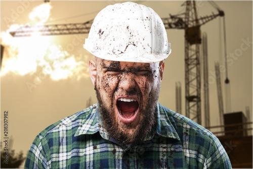 Leinwanddruck Bild Builder.