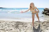 Jeu de plage - 208309177