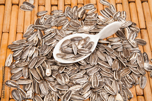Nutritious sunflower seeds