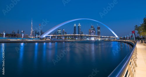 Fototapeta Dubai Water Canal