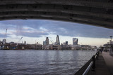 View from beyond Blackfriars Bridge