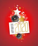 Happy new year 2020 - 208360927
