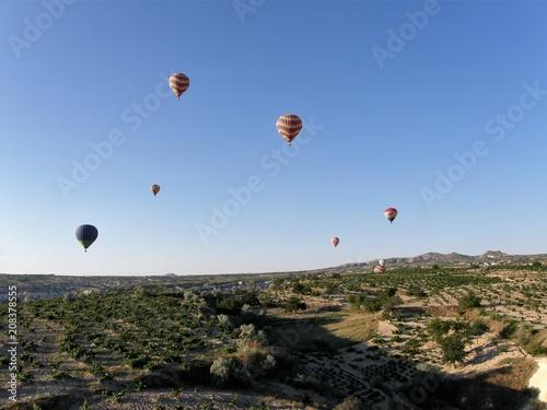 Globos aerostaticos Capadocia - 208378555
