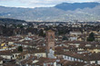 View of Lucca from upper point, Italy - 208401560