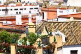 Dachterrasse über den Dächern Sevillas - 208431176