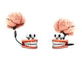 intelligent brain think before speaking - 208450781